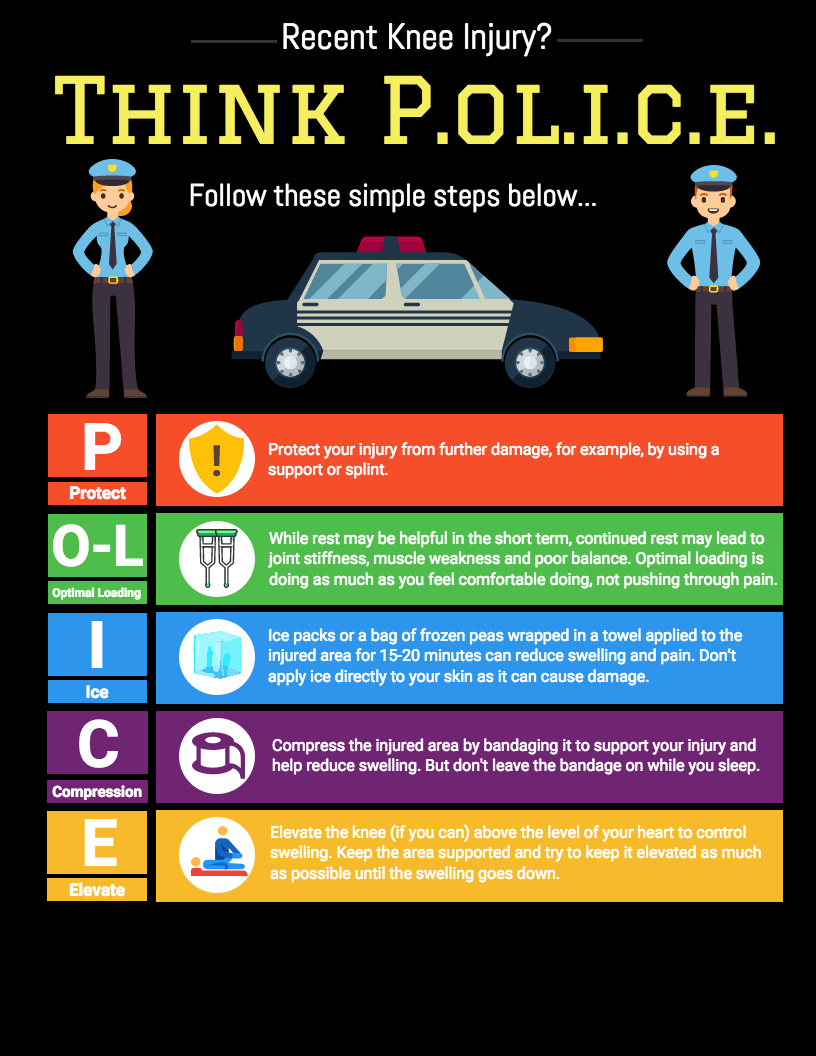 Police Infographic