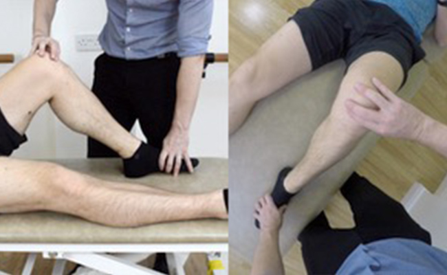 Knee Assessment Videos